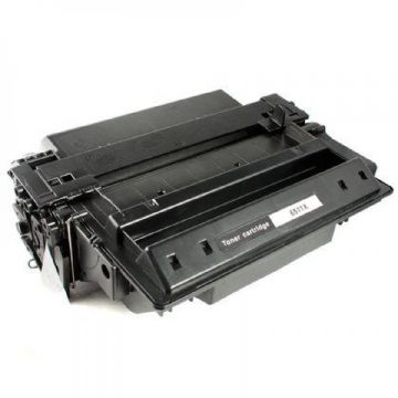 HP 11X Black Refurbished Toner Cartridge (Q6511X)